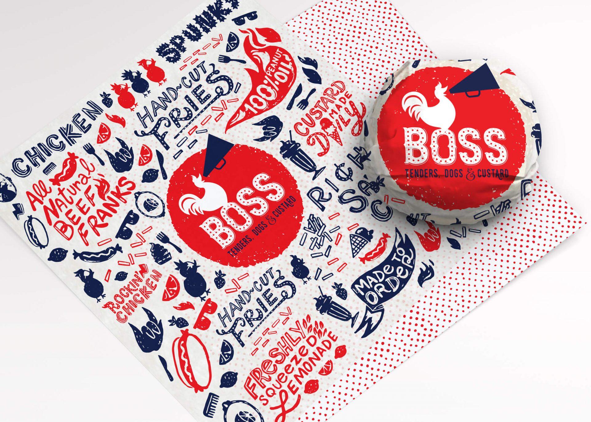 Boss Chicken Made By Eme Design Studio