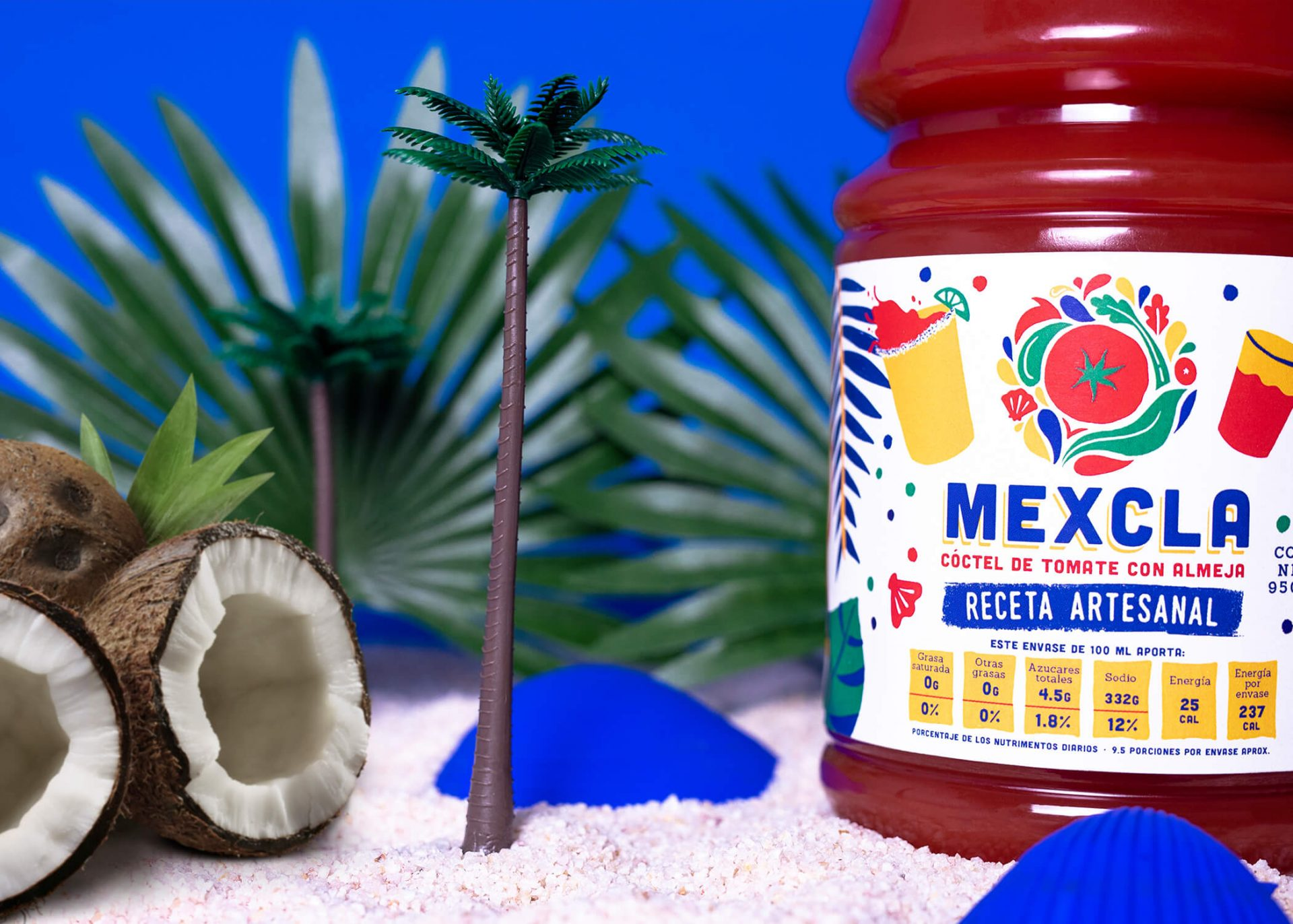 Mexcla Made by Eme Design Studio