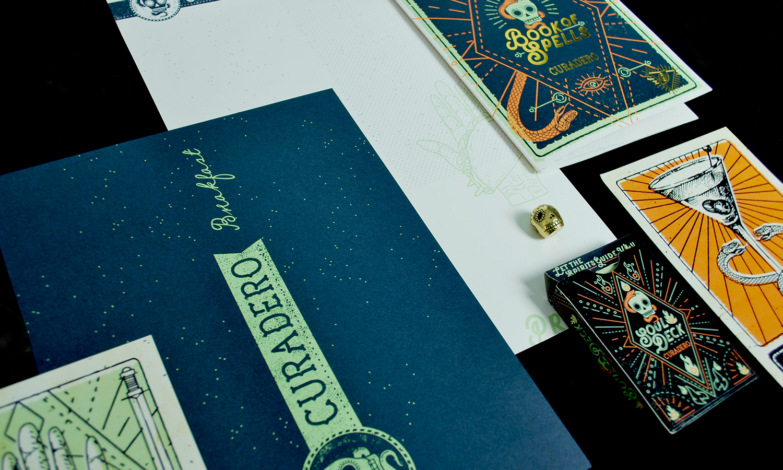 Curadero Made By Eme Design Studio